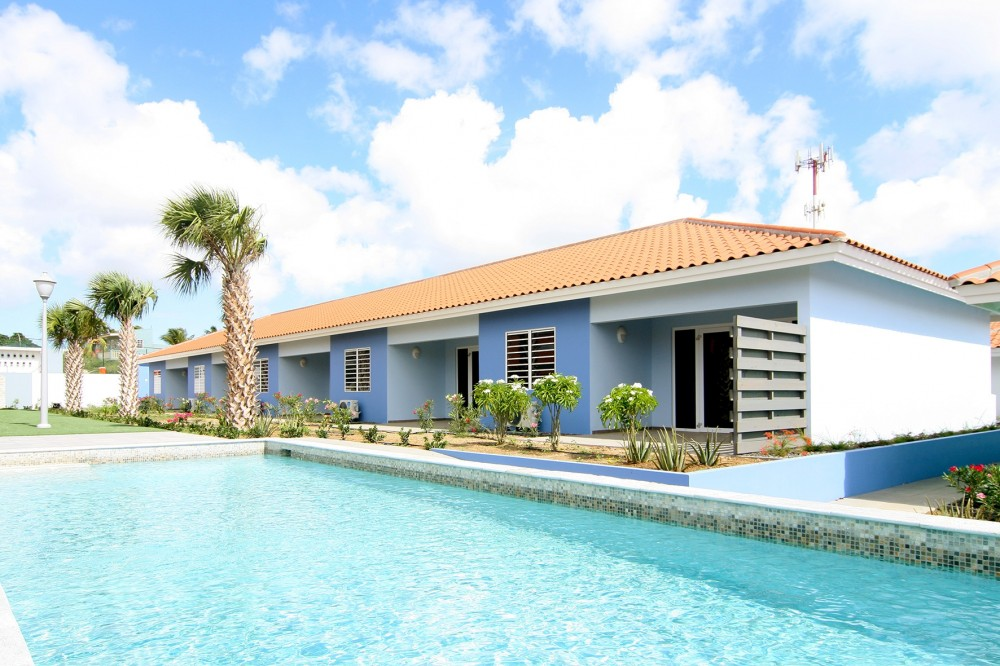 For Sale New House In Small Resort With Swimming Pool Re