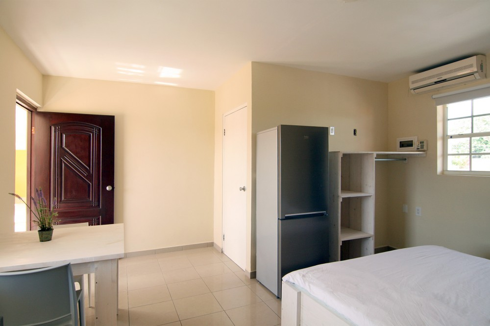Nice studio apartment for rent on Curacao in gated ...