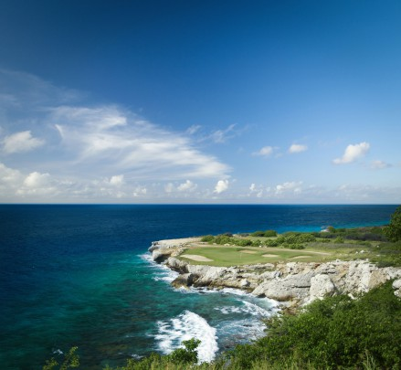 Blue Bay lot no. BB-51 offers amazing ocean views and privacy!