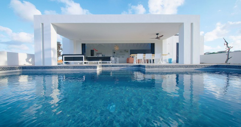 Blue Bay BD13 - Luxury design villa at golf course with private pool