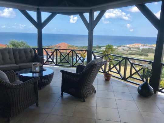 Blue Bay Resort - Penthouse with breathtaking seaview on Golf Course