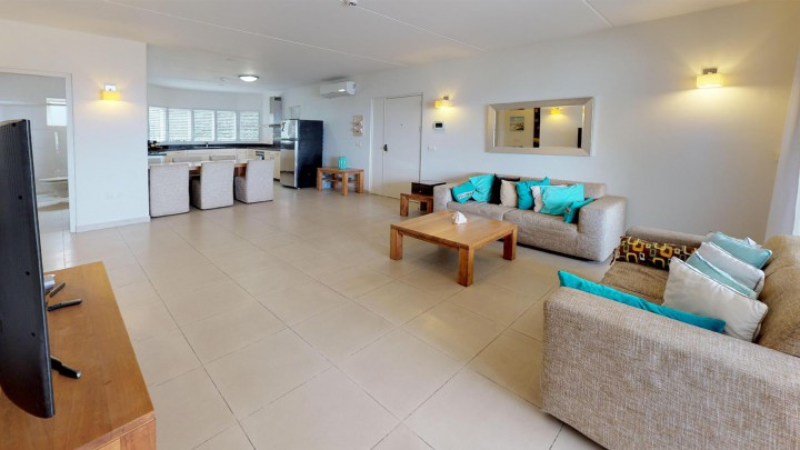 The Ocean 4: Luxury 2-bedroom apartment with beautiful sea view