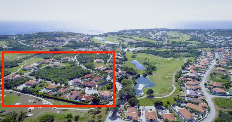 Blue Bay lot BO28-built your dream home on this golf resort with beach