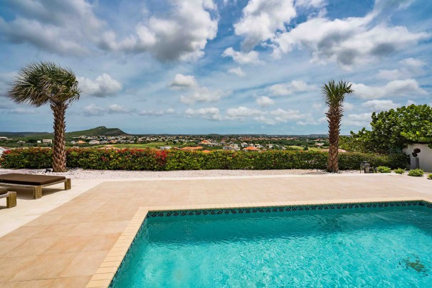 Blue Bay - Modern villa with breathtaking views for sale