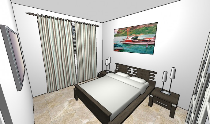 Blije Rust II - Vacation property on new resort in Curacao for sale