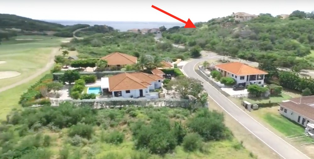 RE/MAX real estate, Curacao, Blue Bay, Investment opportunity - lot for construction of max. 12 apartments