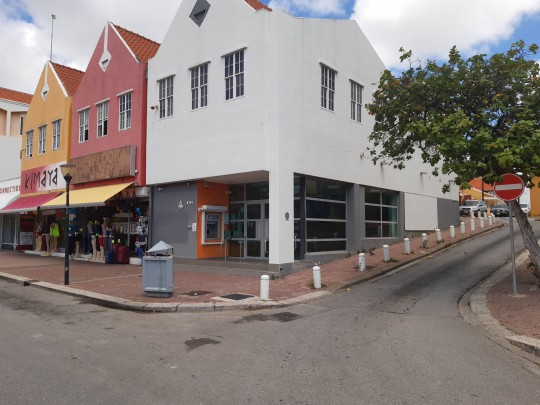 Gorgeous commercial space in the heart of Willemstad