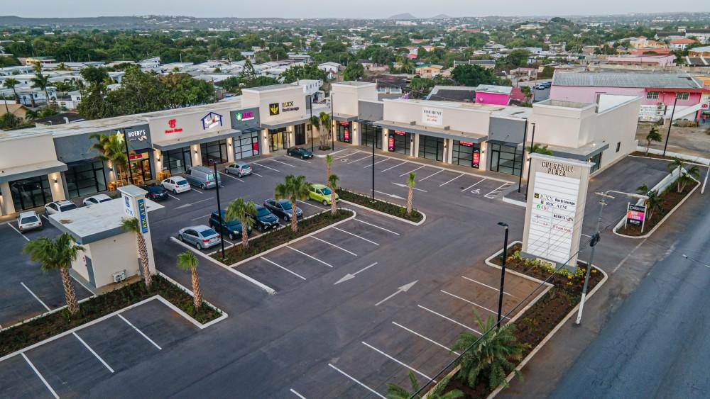 RE/MAX real estate, Curacao, Santa Maria, Santa Maria - Units for rent in Churchill Plaza