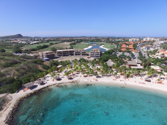 New construction beachfront condos for sale in The Caribbean - Curacao