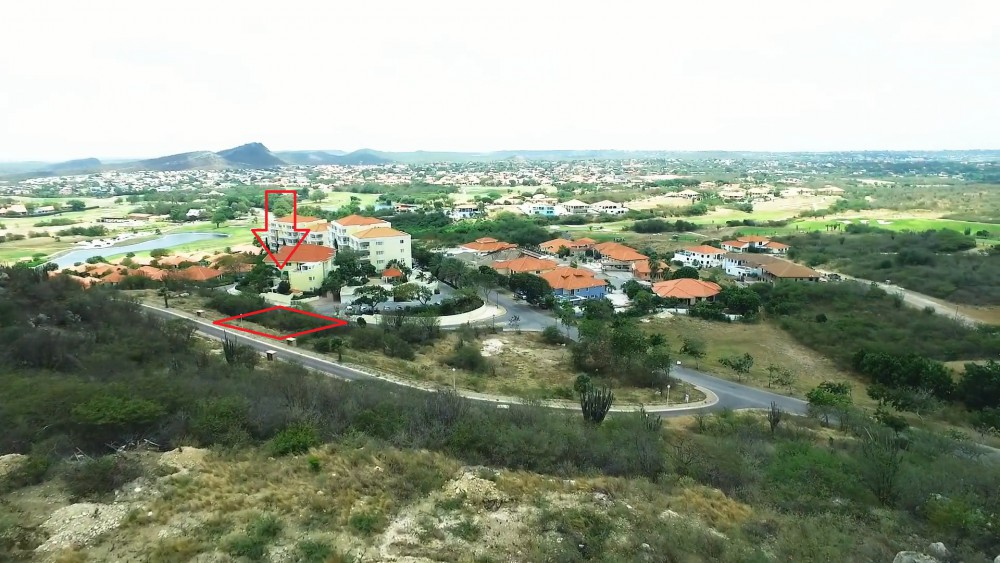 RE/MAX real estate, Curacao, Blue Bay, BlueBay - Beautiful plot within walking distance of the beach for sale