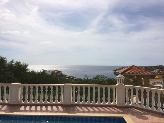 Spacious house with gorgeous sea view located at Blue Bay Resort