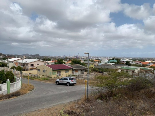 Saliña Abao - Elevated lot for sale of 720m2 with unique view
