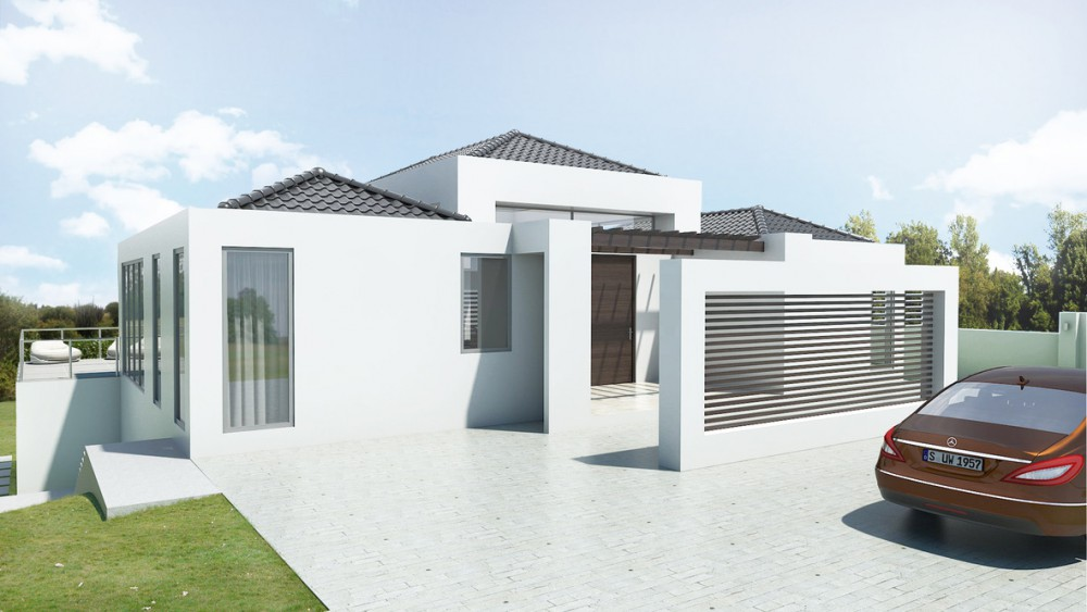RE/MAX real estate, Curacao, Blue Bay, Blue Bay - Gorgeous pre-construction villa in fabulous resort