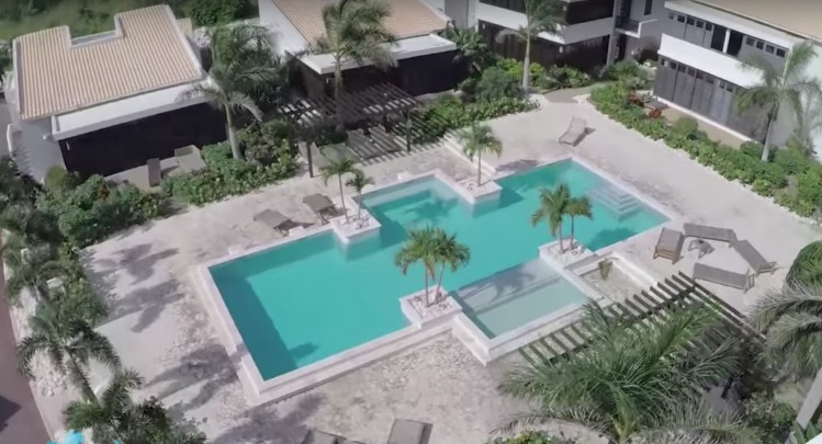 Modern apartment with pool, beach and golf - incl. weekly cleaning!