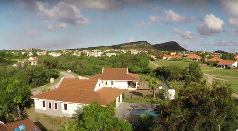 RE/MAX real estate, Curacao, Blue Bay, J-sectie: Build your dream vacation home in gated community Caribbean
