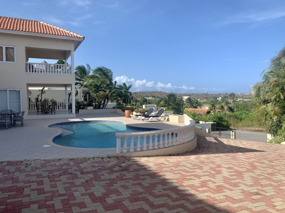 RE/MAX real estate, Curacao, Jan Sofat, Jan Sofat - Beautiful villa with views over Spanish Waters