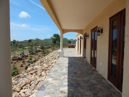 Curacao -Kura Hulanda -Exclusive waterfront mansion with pool for sale