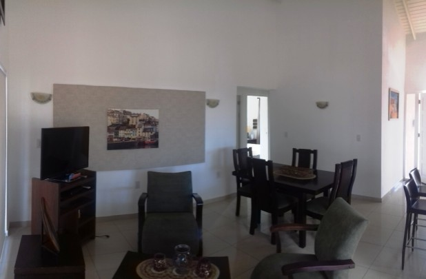 Recently renovated house for rent at Caribbean Beach Resort in Curacao