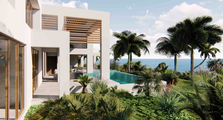 Ocean Drive - exclusive ocean front lots for million dollar homes!