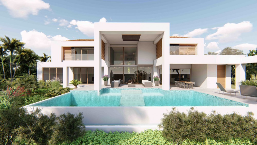 RE/MAX real estate, Curacao, Blue Bay, Ocean Drive 3 - Buy lot with 40 meter of coast line in Caribbean now!