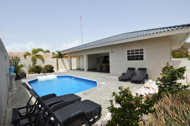 Santa Catharina – Villa with private pool in gated resort
