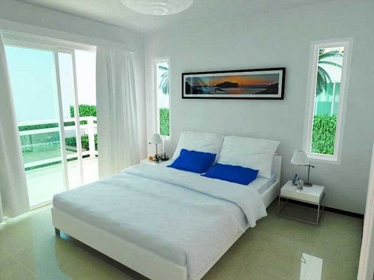 South Beach Miami style resort in Piscadera