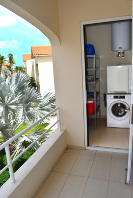 Royal Palm - Beautiful furnished apartment with sea view in resort