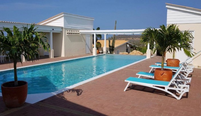 St. Catharina Resort 26 - brand new house on gated resort with pool!
