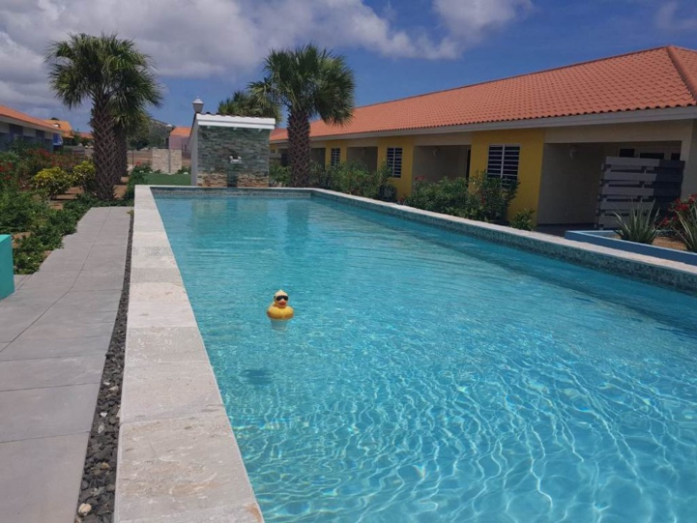 RE/MAX real estate, Curacao, Sint Michiel, Blije Rust Resort – Fully Furnished Apartment on resort with two pools