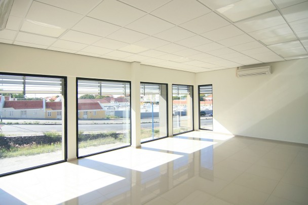 Julianaplein – Eco- office building with 1, 2 of 3 units for rent