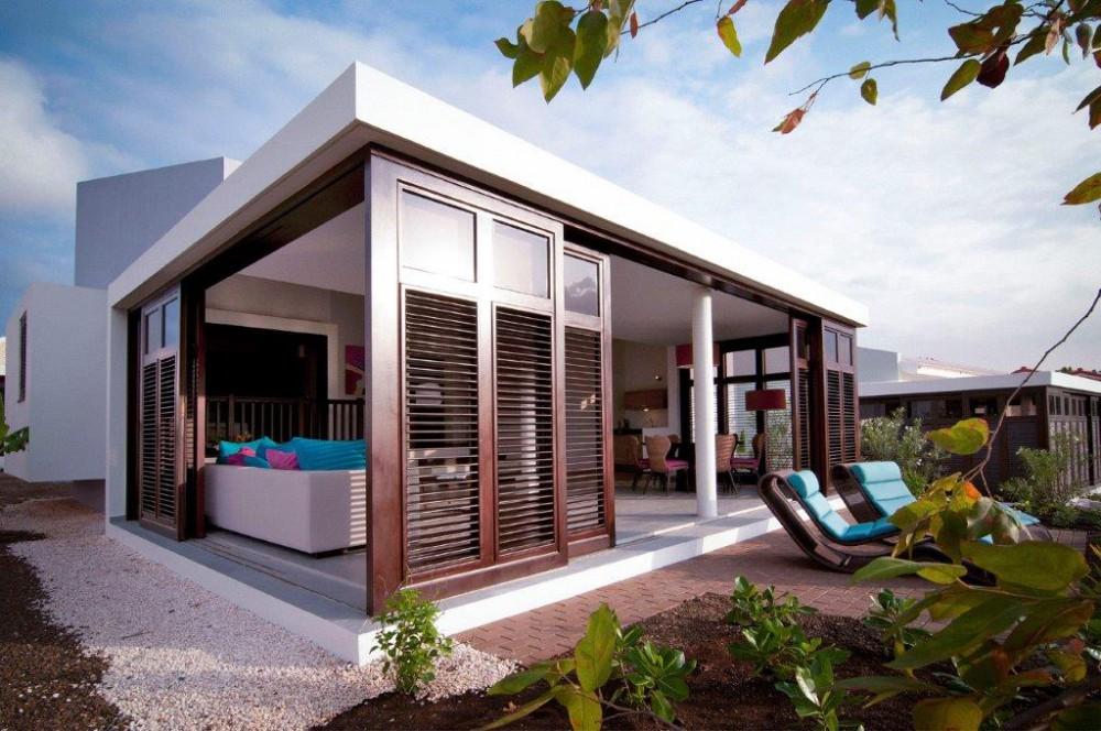 RE/MAX real estate, Curacao, Blue Bay, Indigo Garden 3 - Stand alone villa next to golf course