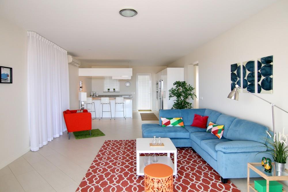 Royal Palm Resort - Prachtig 2 slaapkamer-appartement met zeezicht