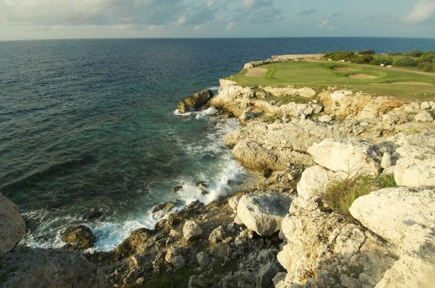 Blue Bay Heights Curacao - 2 lots for sale - great sea view!